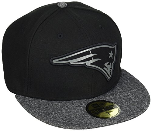 New Era 59Fifty Cap - New England Patriots Noir