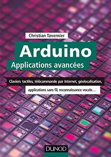 Arduino : Applications avancées - Claviers tactiles,...