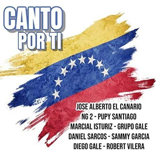 Robert Vilera feat. Jose Alberto El Canario, NG 2, Pupy Santiago, Marcial Isturiz & Grupo Gale