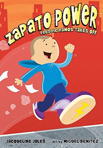 Freddie Ramos Takes Off (Zapato Power Book 1) (English Edition)