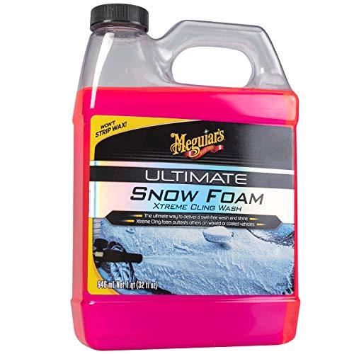 Meguiar's G191532EU Meguiars Ultimate Snow Foam Reinigungsschaum, 946 ml