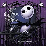 Nightmare Before Christmas 2020 Calendar - Official Square W