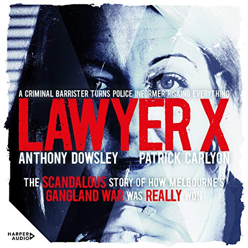 Lawyer X cover art