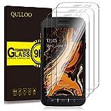 QULLOO Panzerglas für Samsung Galaxy Xcover 4S / 4,[3