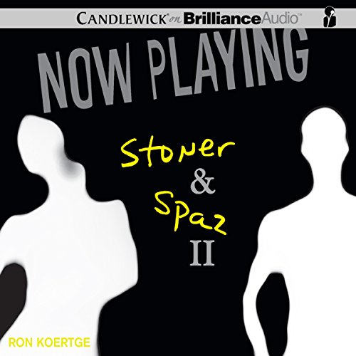 Now Playing: Stoner & Spaz II audiobook cover art