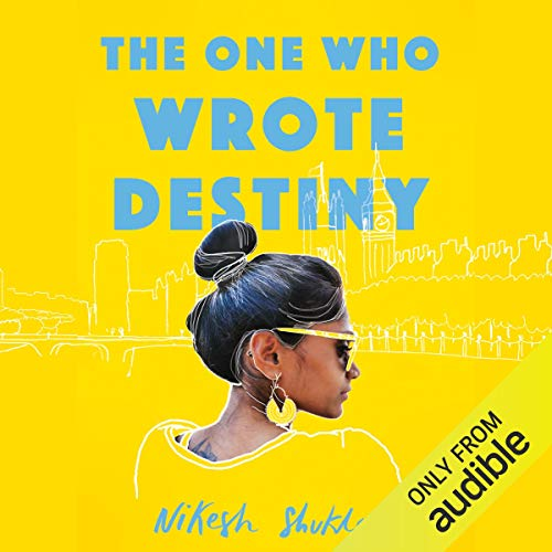 The One Who Wrote Destiny audiobook cover art
