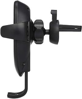 Andoer SC-W02 Suporte de telefone rápido para carregador de carro sem fio Qi Compatível com iPhone Samsung Suporte de carr...