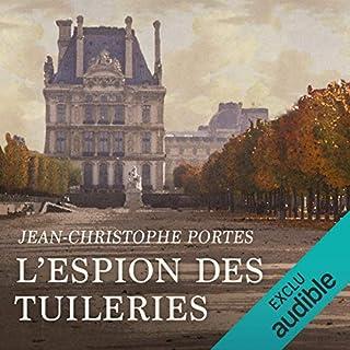 Couverture de L'espion des Tuileries