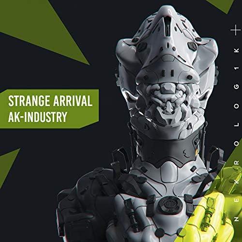 Strange Arrival & AK-Industry
