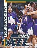 Utah Jazz Calendar 2021-2022: Mini Calendar 2021-2022 - 24 Months Calendar