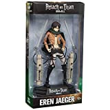 Attack on Titan Eren Jaeger 7-Inch Color Tops Blue Wave #15 Action Figure