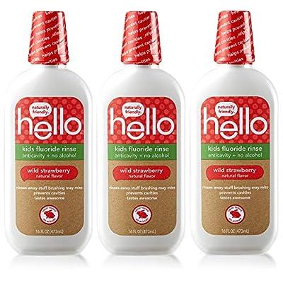 Hello Kids Wild Strawberry