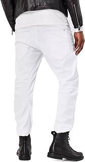 ジースター ロウ G-STAR RAW アーク 3D テーパード ホワイト ジーンズ/デニム/D02023.6729.1241