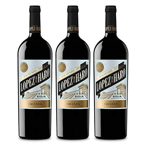 López de Haro Crianza Magnum – 3 botellas 1,5L-