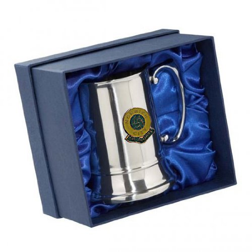 Norwich City 'The Canaries' Football Club Stainless Steel Tankard