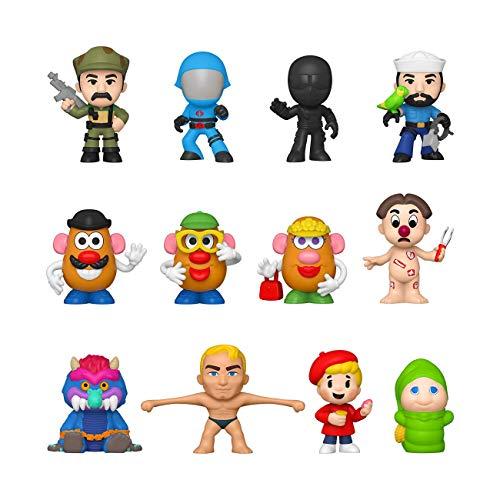 Funko Mystery Mini: Retro Toys-Hasbro (Styles Vary) G.I. Joe Figura da Collezione, Multicolore, 51306