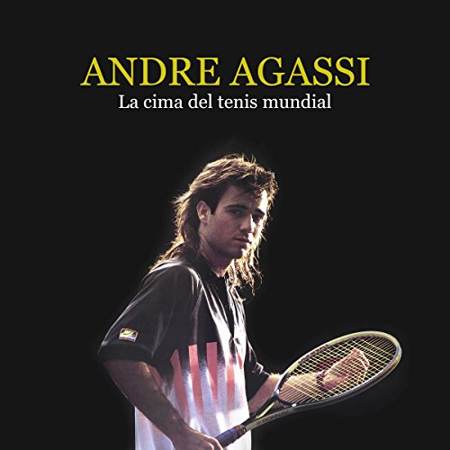 Andre Agassi audiobook cover art