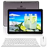 Tablette Tactile 10 Pouces 64Go ROM/128Go 4G/WiFi/OTG Android 8.1 8500mAh Tablette...
