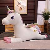 WLYY Dibujos Animados Lindo Mascota Tianma Unicornio muñeco de Peluche niños acompañan a Jugar muñec...