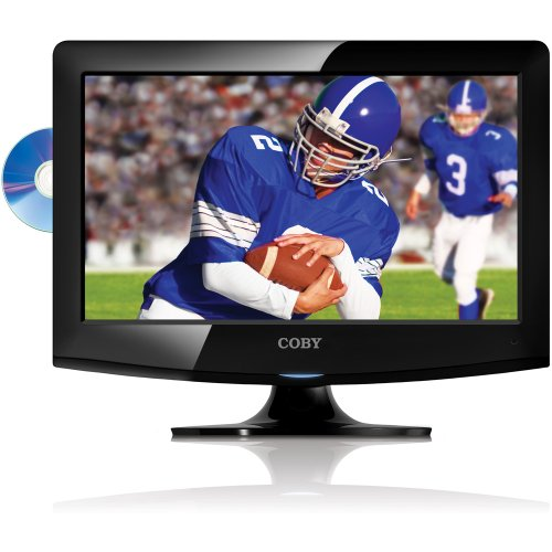 Best Deals! Coby TFDVD1595 15-Inch 720p TV Combo