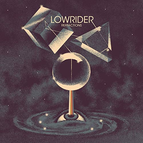 Lowrider: Refractions (Audio CD)