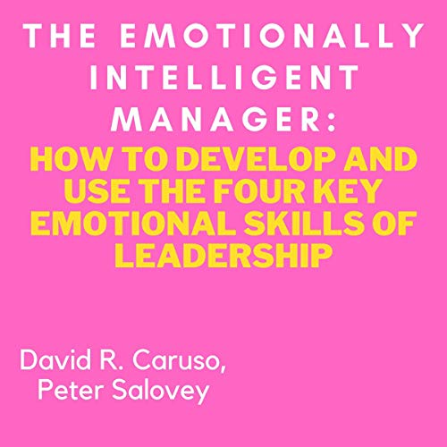 The Emotionally Intelligent Manager cover art