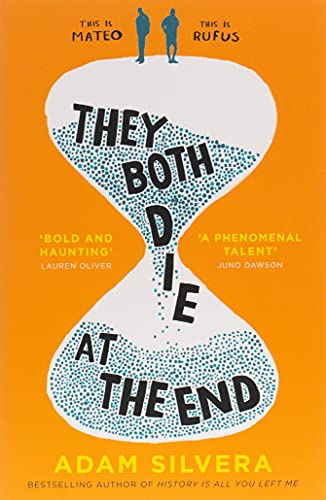 They Both Die At The End: TikTok made me buy it! The international No.1 bestseller