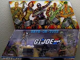 Hasbro GI Joe 25th Anniversary Joe 5-Pack