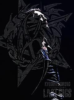KYOSUKE HIMURO THE COMPLETE FILM OF LAST GIGS(DVD)