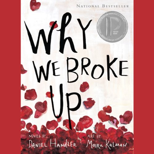 Why We Broke Up audiobook cover art