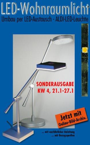 LED-Wohnraumlicht - Special, LED-ALDI-KW4/2013