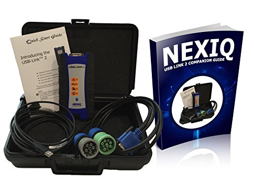 Fantastic Deal! Nexiq Technologies 124032 USB Link 2 with Companion Guide