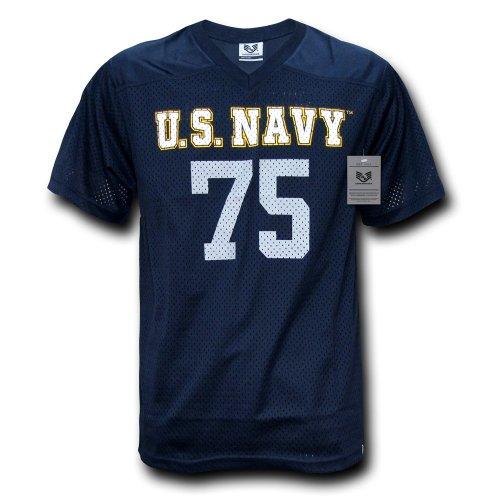 us navy football jersey - 3