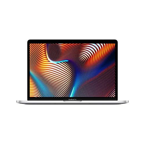 """Apple MacBook Pro (13"""", 8GB RAM, Archiviazione 512GB) - Argento (Modello Precedente)"""