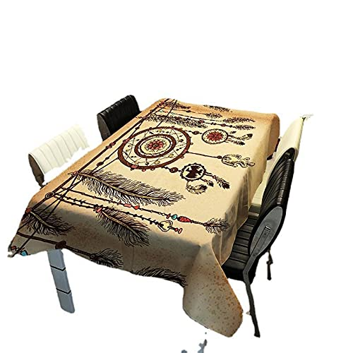 Csuper 3D-Digitaldruck-Serie Tischdecke Schwarze Farbe Öl Und Verbrühungsfeste Stofftischdecke Geeignet Für Wohnzimmer Hotel Esstisch Couchtisch Und Tischdecke