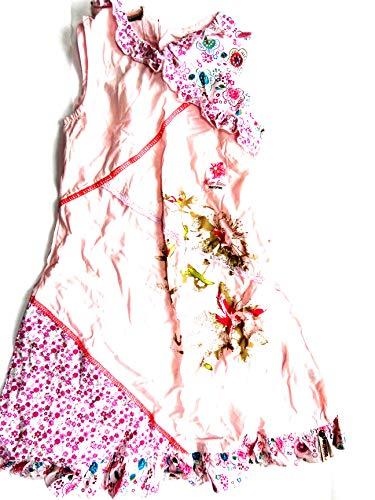 portofino Mädchen Kleid, Rose 11516 gr.116