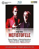 ボーイト:歌劇「メフィストーフェレ」[Blu-ray Disc]