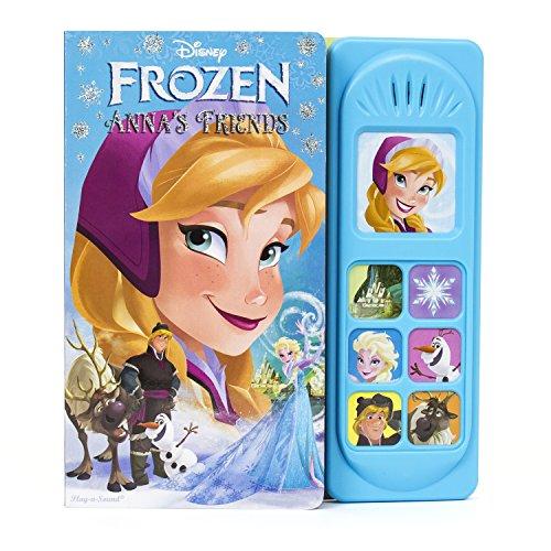 Disney Frozen: Anna's Friends (Little Sound Book Disney)