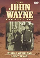 Winds of Wasteland & Lucky Texan [DVD]