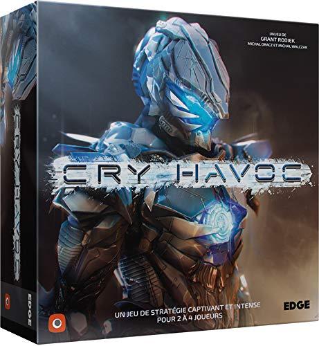 Unbekannt Edge- Cry Havoc, EGECH01