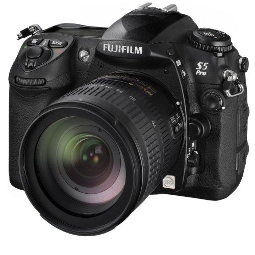 FUJIFILM デジタル一眼レフカメラ FinePix (ファインピックス) S5 Pro FX-S5P