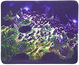 Computer Mouse Pad Gaming Design Map 12x10 Inches Table Mat for boy Boys Gaming Gift Gamer