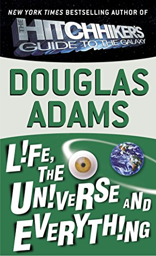 3. Life, the Universe and Everything (englisches Taschenbuch)