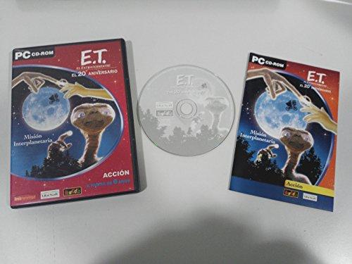 E. T. der / den Außerirdische Interplanetarische Mission CD PC ROM