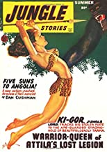 Jungle Stories - Summer/47: Adventure House Presents: