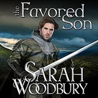 The Favored Son     A Gareth & Gwen Medieval Mystery, Book 10              By:                                                                                                                                 Sarah Woodbury                               Narrated by:                                                                                                                                 Laurel Schroeder                      Length: 8 hrs and 5 mins     2 ratings     Overall 5.0