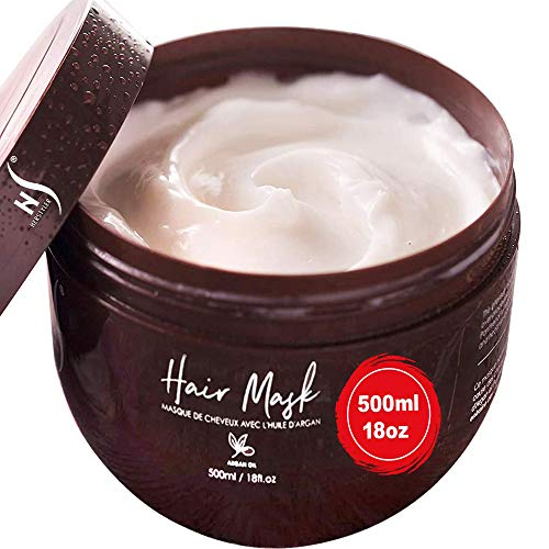 HerStyler Argan Oil Hair Mask 18 fl.oz / 500 ml
