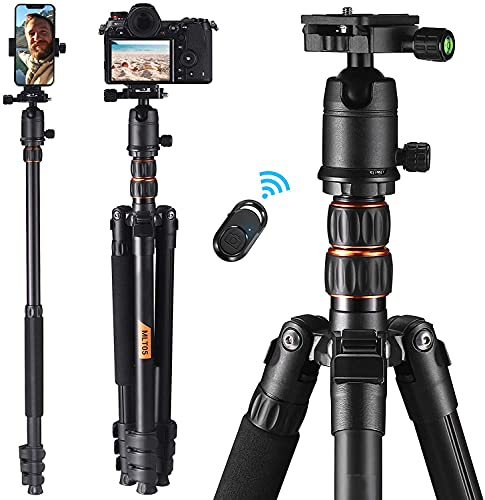 Tripod 77 Inch with Monopod MLT05 Only $54.59 (Retail $83.99)