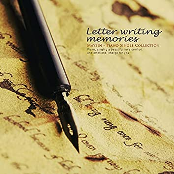 A letter for memories