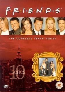 Friends: Complete Season 10 - New Edition [DVD] (B00064MJAE)   Amazon price tracker / tracking, Amazon price history charts, Amazon price watches, Amazon price drop alerts